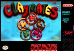 Claymates    SUPER NINTENDO ENTERTAINMENT SYSTEM
