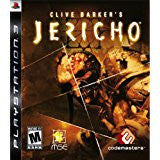 Clive Barkers Jericho    PLAYSTATION 3