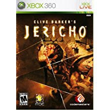 Clive Barkers Jericho    XBOX 360
