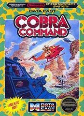 Cobra Command BOXED COMPLETE    NINTENDO ENTERTAINMENT SYSTEM