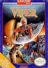 Code Name Viper BOXED COMPLETE    NINTENDO ENTERTAINMENT SYSTEM