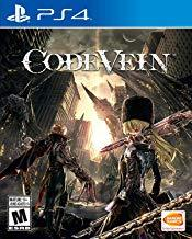 Code Vein    PLAYSTATION 4