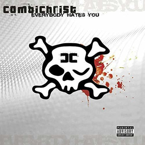 Combichrist - Everybody Hates You (Limited Red White Vinyl)