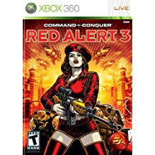 Command & Conquer Red Alert 3 (BC)    XBOX 360