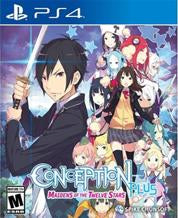 Conception Plus Maidens Of The Twelve Stars    PLAYSTATION 4