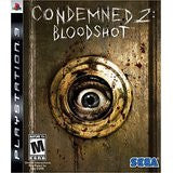 Condemned 2 Bloodshot    PLAYSTATION 3
