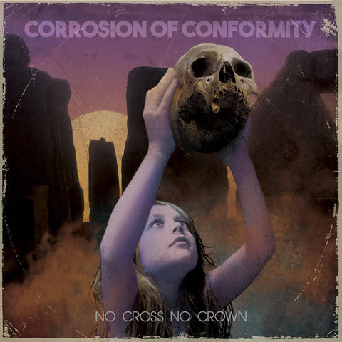 Corrosion of Conformity - No Cross No Crown (Orange Purple)