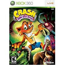 Crash Mind Over Mutant    XBOX 360