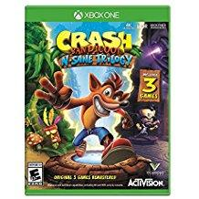 Crash N Sane Trilogy    XBOX ONE