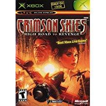 Crimson Skies DISC ONLY (BC)    XBOX