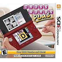 Crosswords Plus    NINTENDO 3DS