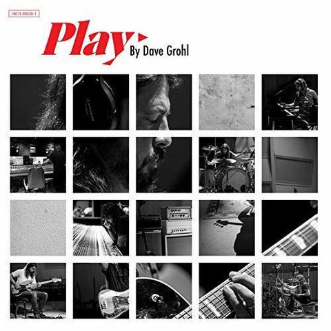 DAVE GROHL - PLAY
