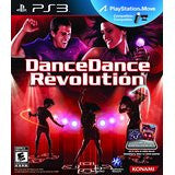 Dance Dance Revolution Bundle    PLAYSTATION 3