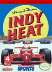 Danny Sullivans Indy Heat     NINTENDO ENTERTAINMENT SYSTEM