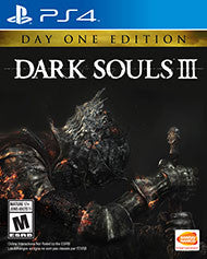 Dark Souls III Day One Edition    PLAYSTATION 4