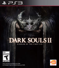 Dark Souls II Scholar of the First Sin    PLAYSTATION 3