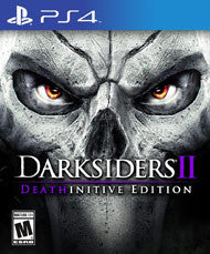 Darksiders 2 Deathinitive Edition    PLAYSTATION 4