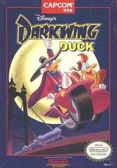 Darkwing Duck BOXED COMPLETE    NINTENDO ENTERTAINMENT SYSTEM
