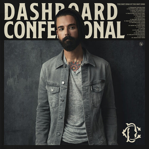 Dashboard Confessional - Best of Ones of the Best Ones (indie exclusive colored vinyl)