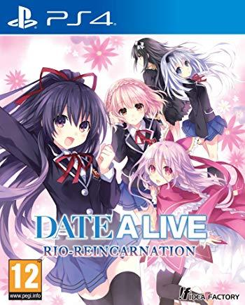 Date A Live Rio Reincarnation    PLAYSTATION 4