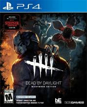 Dead By Daylight Nightmare Edition    PLAYSTATION 4