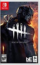 Dead By Daylight Definitive Edition    NINTENDO SWITCH