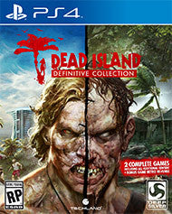 Dead Island Definitive Collection    PLAYSTATION 4