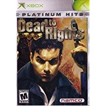 Dead to Rights DISC ONLY (BC)    XBOX