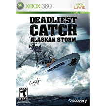 Deadliest Catch Alaskan Storm    XBOX 360