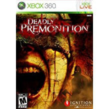 Deadly Premonition (BC)    XBOX 360