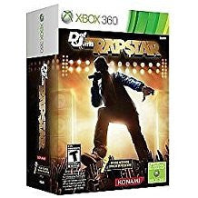 Def Jam Rapstar Bundle w/wired mic    XBOX 360