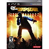 Def Jam Rapstar (software) DISC ONLY    PLAYSTATION 3