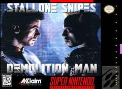 Demolition Man    SUPER NINTENDO ENTERTAINMENT SYSTEM