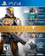 Destiny Collection    PLAYSTATION 4
