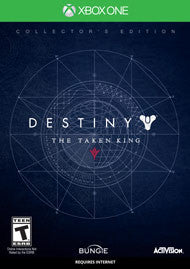 Destiny Taken King Collectors Edition    XBOX ONE