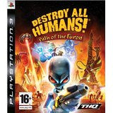 Destroy All Humans Path Of The Furon    PLAYSTATION 3