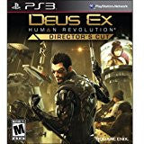 Deus Ex Human Revolution Directors Cut    PLAYSTATION 3