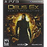 Deus Ex Human Revolution    PLAYSTATION 3
