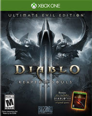 Diablo III Ultimate Evil Edition    XBOX ONE
