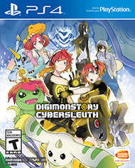 Digimon Story Cyber Sleuth    PLAYSTATION 4