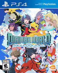 Digimon World Next Order    PLAYSTATION 4