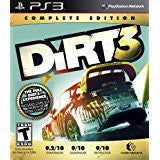 Dirt 3 Complete Edition    PLAYSTATION 3