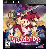 Disgaea D2 A Brighter Darkness    PLAYSTATION 3