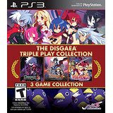 Disgaea Triple Play Collection    PLAYSTATION 3