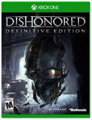 Dishonored Definitive Edition    XBOX ONE