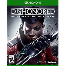 Dishonored The Death of the Outsider    XBOX ONE