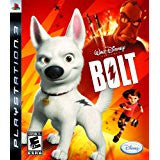 Disney Bolt    PLAYSTATION 3