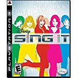 Disney Sing It    PLAYSTATION 3