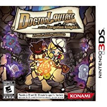 Doctor Lautrec and the Forgotten Knights    NINTENDO 3DS