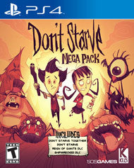 Dont Starve    PLAYSTATION 4